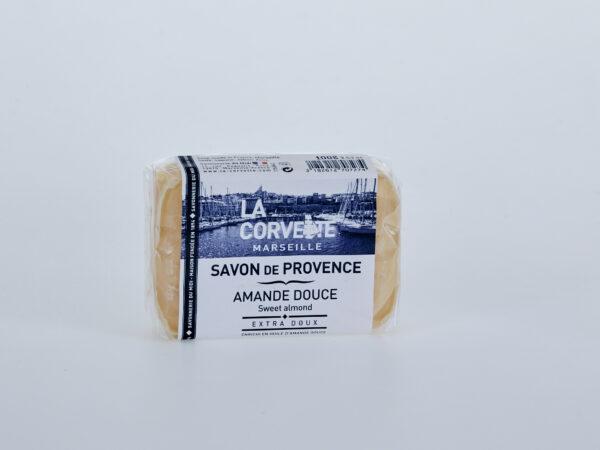 savonnette 100 gr amande douce