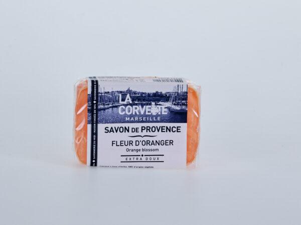 savonnette 100 gr fleurs d'oranger