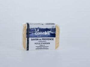 savonnette 100 gr huile d'argan